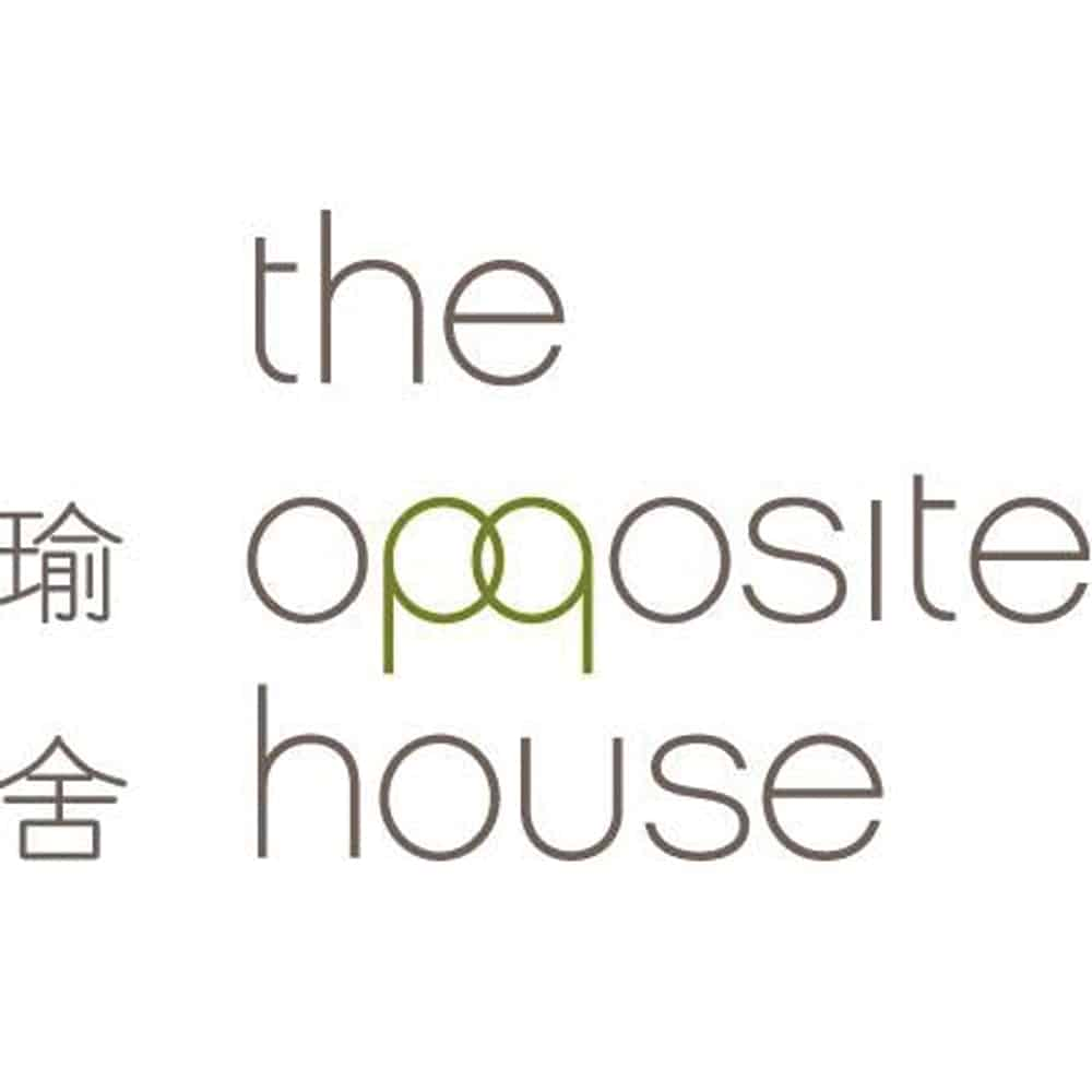 the opposite house logo