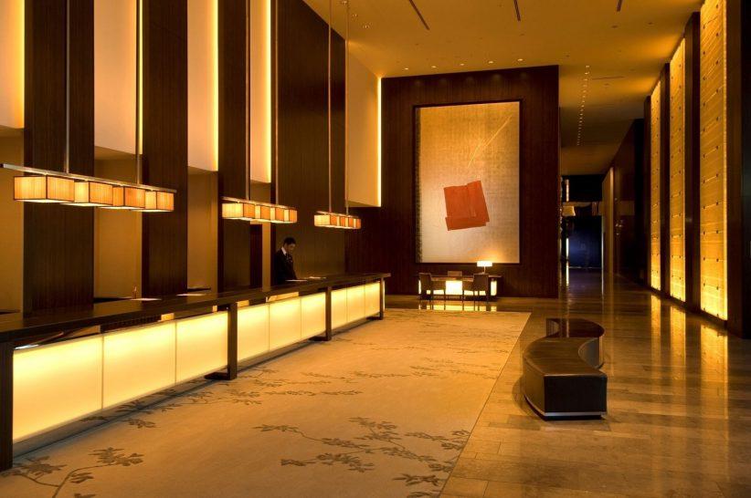 Conrad Tokyo 28F Lobby