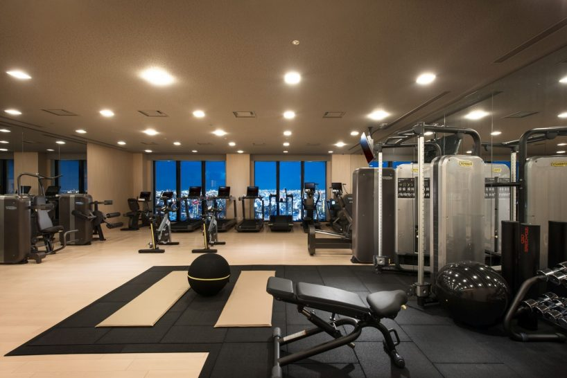 Conrad Osaka Fitness Center
