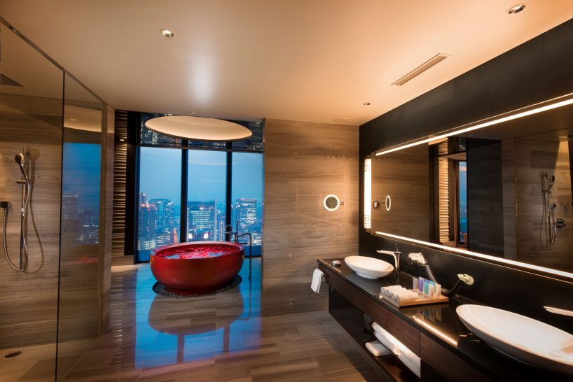 Conrad Suite Bathroom