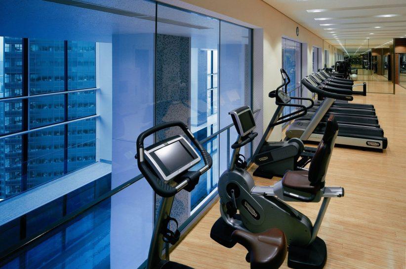 Conrad Tokyo Fitness Center