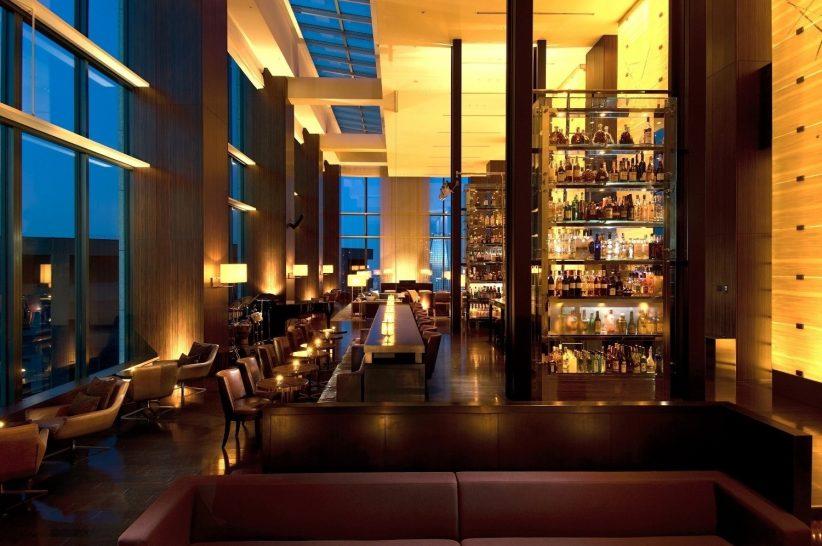 Conrad Tokyo TwentyEight Lobby Lounge