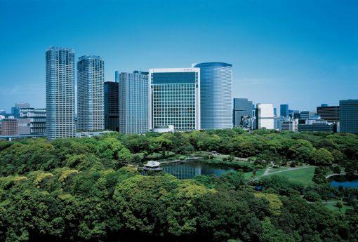 Conrad Tokyo exterior