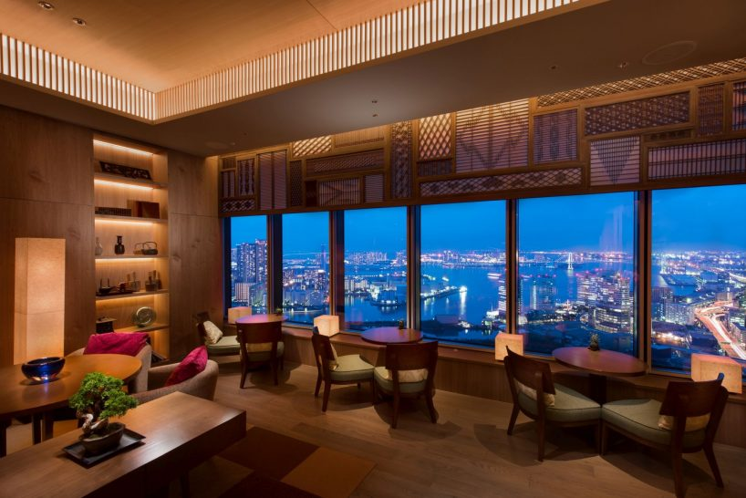 Executive Lounge Bay View