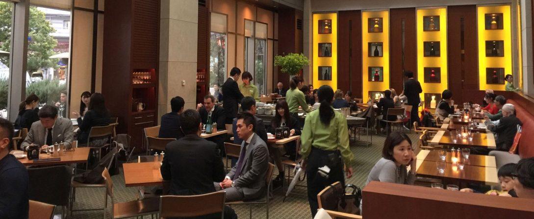 Fiorentina restaurant guests