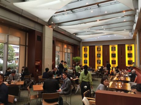 Fiorentina restaurant crowds