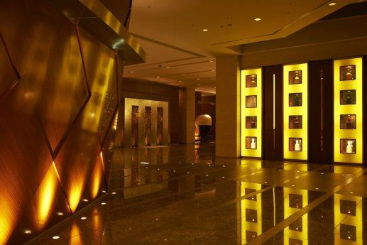 Grand Hyatt Hotel Lobby