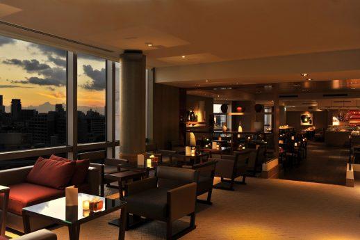 Grand Hyatt Tokyo Club Lounge