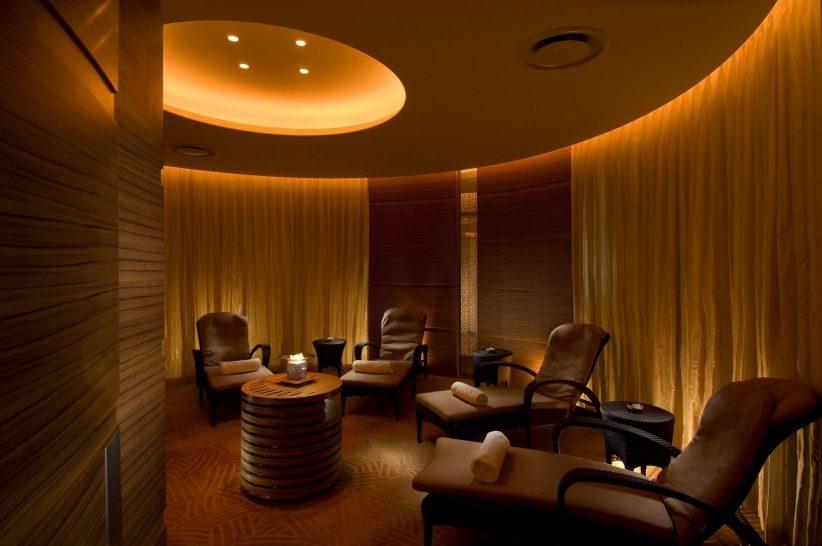 Mizuki Spa Relaxation Room
