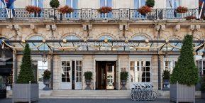 Intercontinental Bordeaux Le Grand Entrance