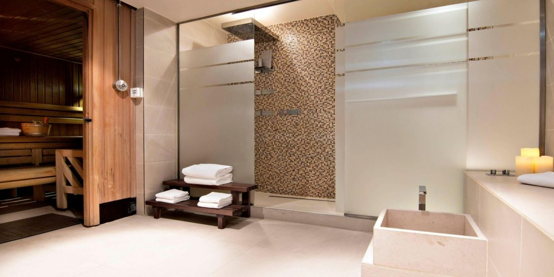 Intercontinental Paris Le Grand I-Spa Sauna
