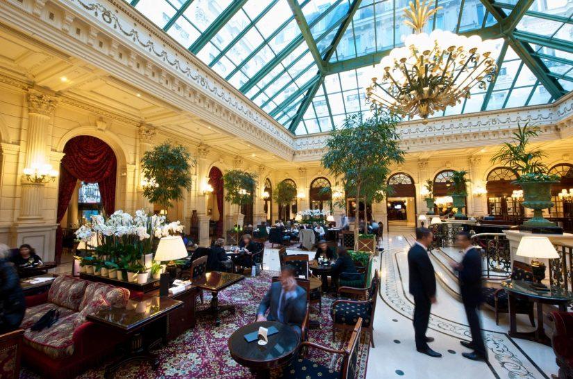 Intercontinental Paris Le Grand Lounge