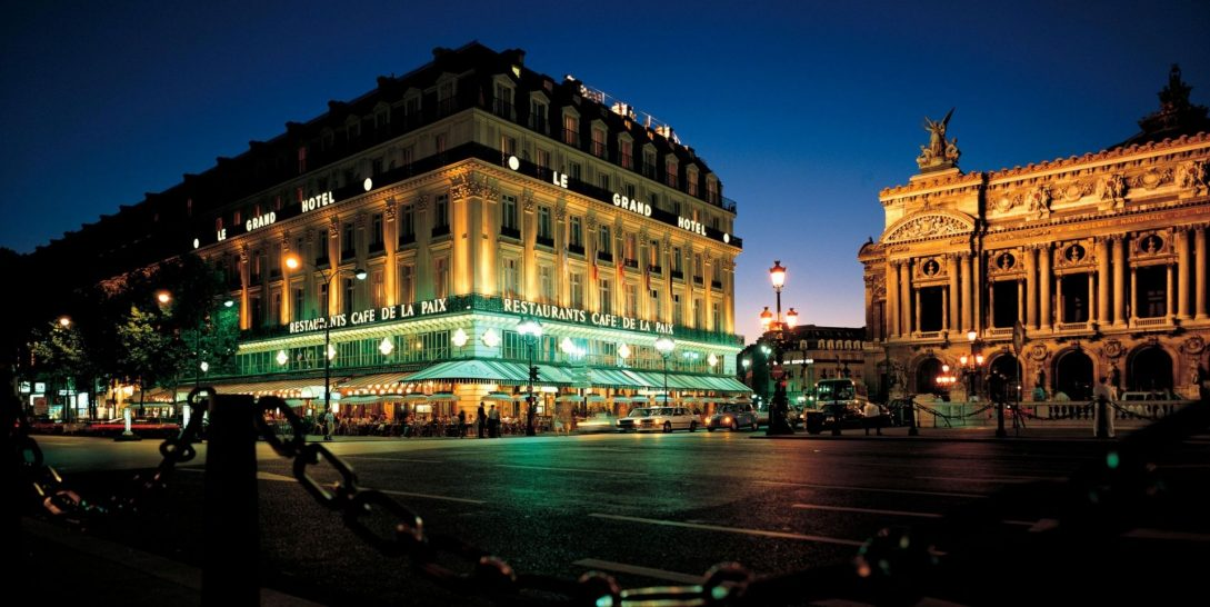 Intercontinental Paris Le Grand Hotel & Opera House