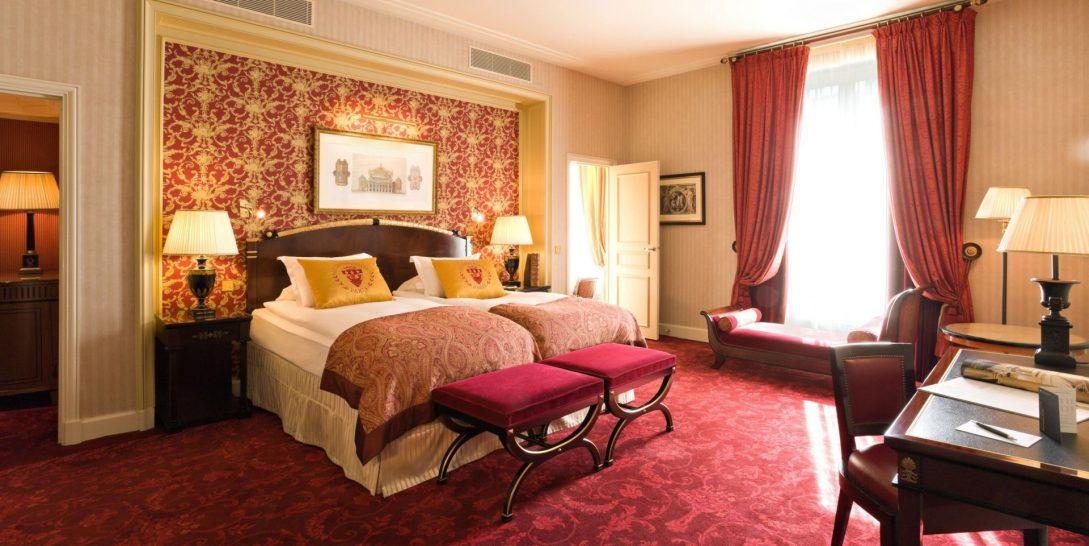 Junior Suite w Twin Beds