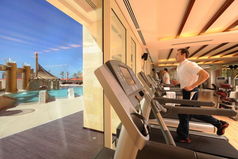 Raffles Dubai Fitness Center