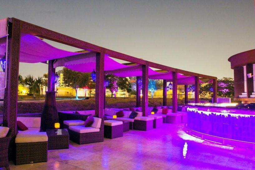Raffles Dubai Garden Cabana