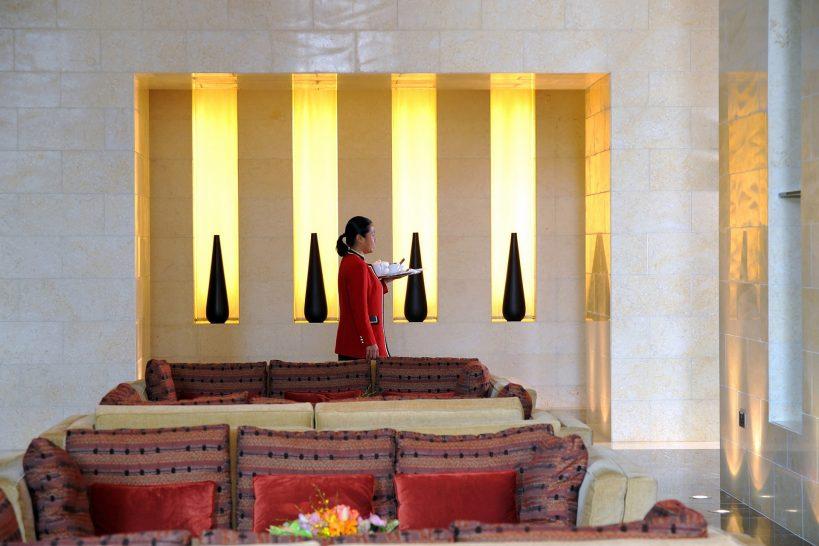 Raffles Dubai Salon