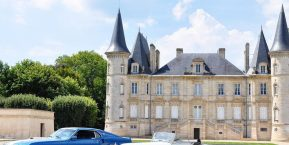 Tours of famous Bordeaux Chateaux