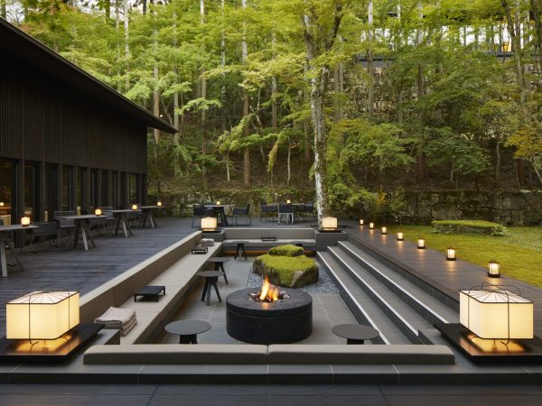 Aman Kyoto The Living Pavilion