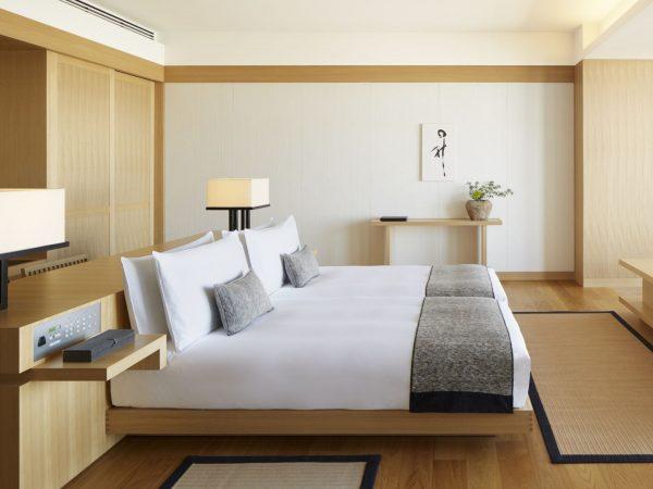 AmanTokyo Deluxe Room High