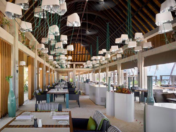 Athiri Restaurant Interior