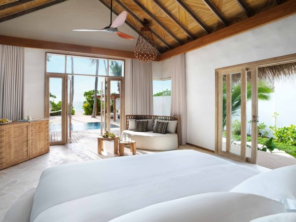 Beach Villa Premium Bedroom 2
