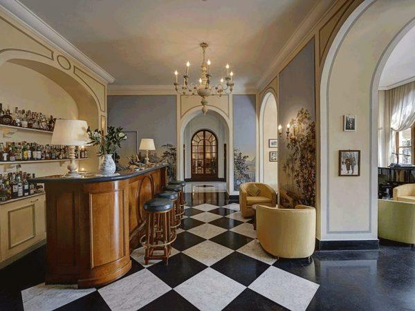Belmond Hotel Splendido Cocktail Bar