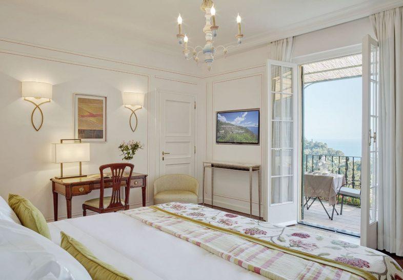 Belmond Hotel Splendido Double Room Seaview w Balcony