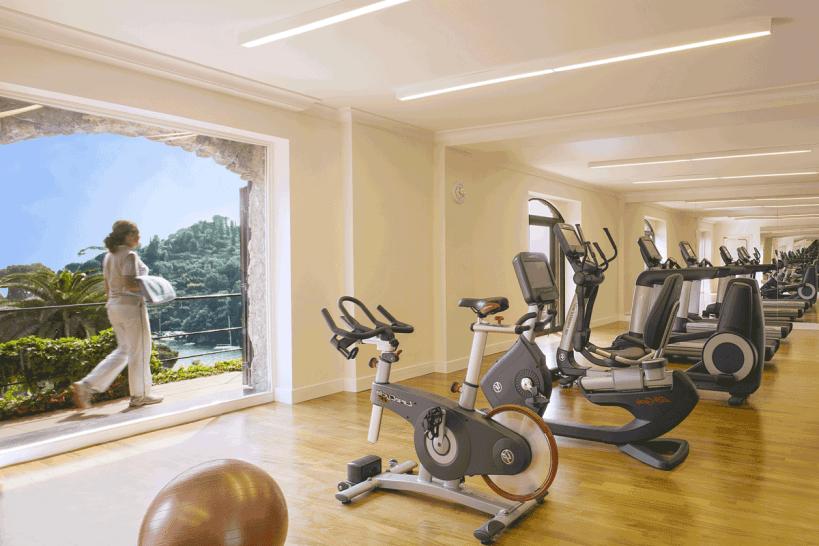 Belmond Hotel Splendido Gym