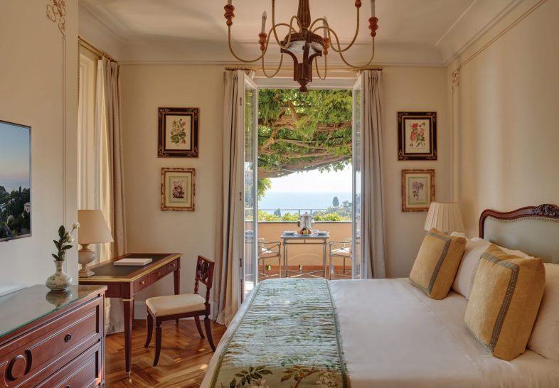Belmond Hotel Splendido Jr Suite Balcony