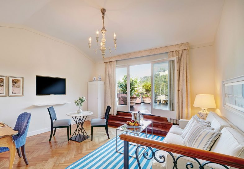 Belmond Hotel Splendido Mare Ava Gardner Suite