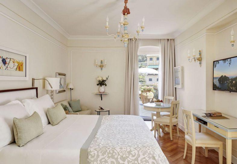 Belmond Hotel Splendido Mare Double Room Seaview