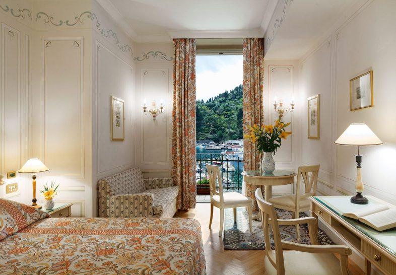 Belmond Hotel Splendido Mare Jr Suite Seaview