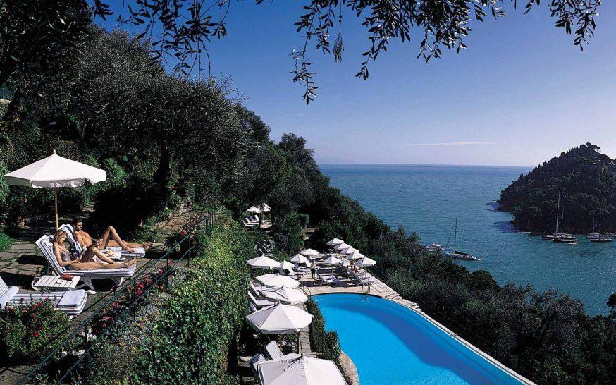 Belmond Hotel Splendido Pool