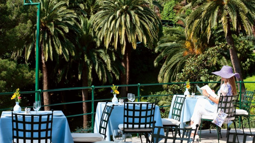 Belmond Hotel Splendido Pool Grill