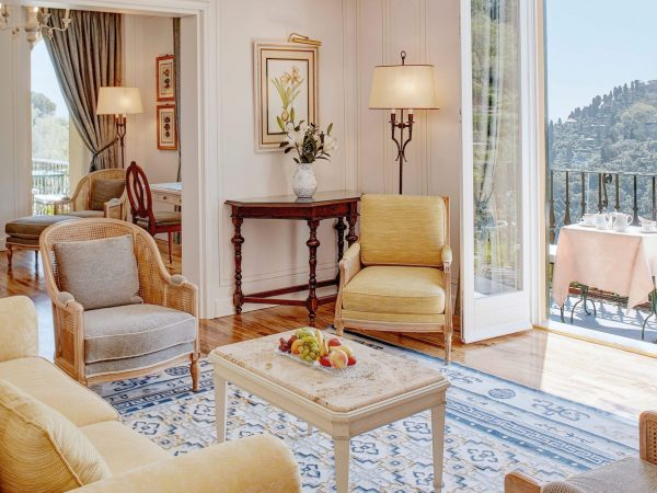 Belmond Hotel Splendido Presidential Suite