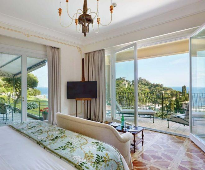 Belmond Hotel Splendido Suite