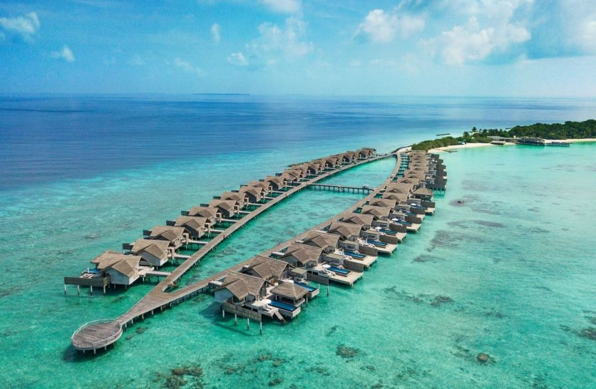 Fairmont Maldives Sirru Fen Fushi Overview