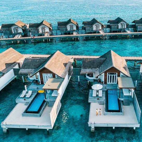 Fairmont Maldives Sirru Fen Fushi Water Villas