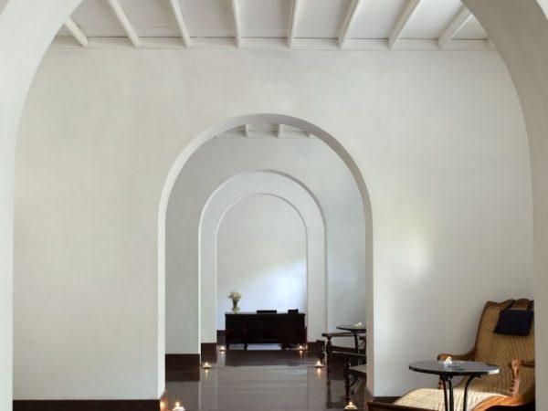 Amangalla Baths Reception