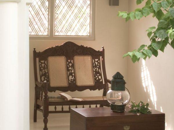 Amangalla Garden House Living Area