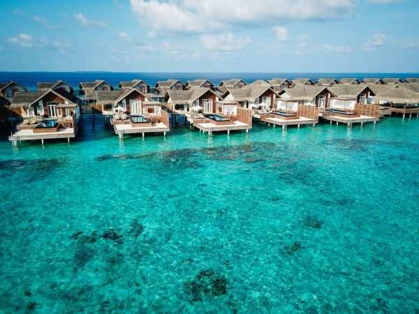 Fairmont Maldives Exterior
