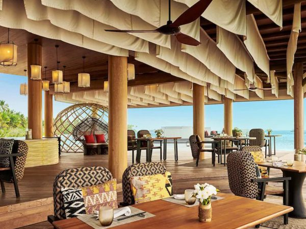 Hotel Fairmont Maldives Sirru Fen Fushi Kata Japanese Restaurant
