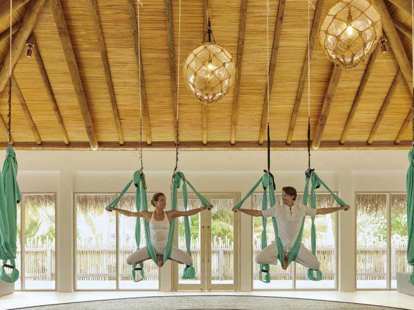 Hotel Fairmont Maldives Sirru Fen Fushi Yoga