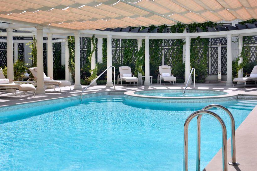 Imperial Suite Pool