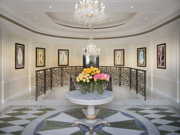 Imperial Suite foyer