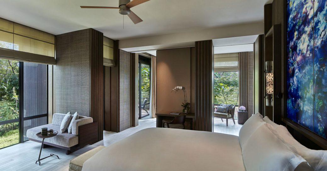 Junior Suite Bedroom Living