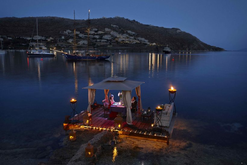 Kivotos Private Candlelight Dining Experience