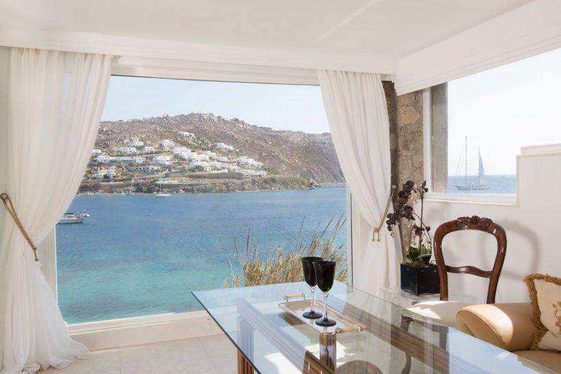 Kivotos Noah's Villa direct sea views