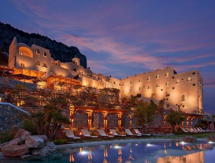 Monastero Santa Rosa Hotel Spa Amalfi Pool